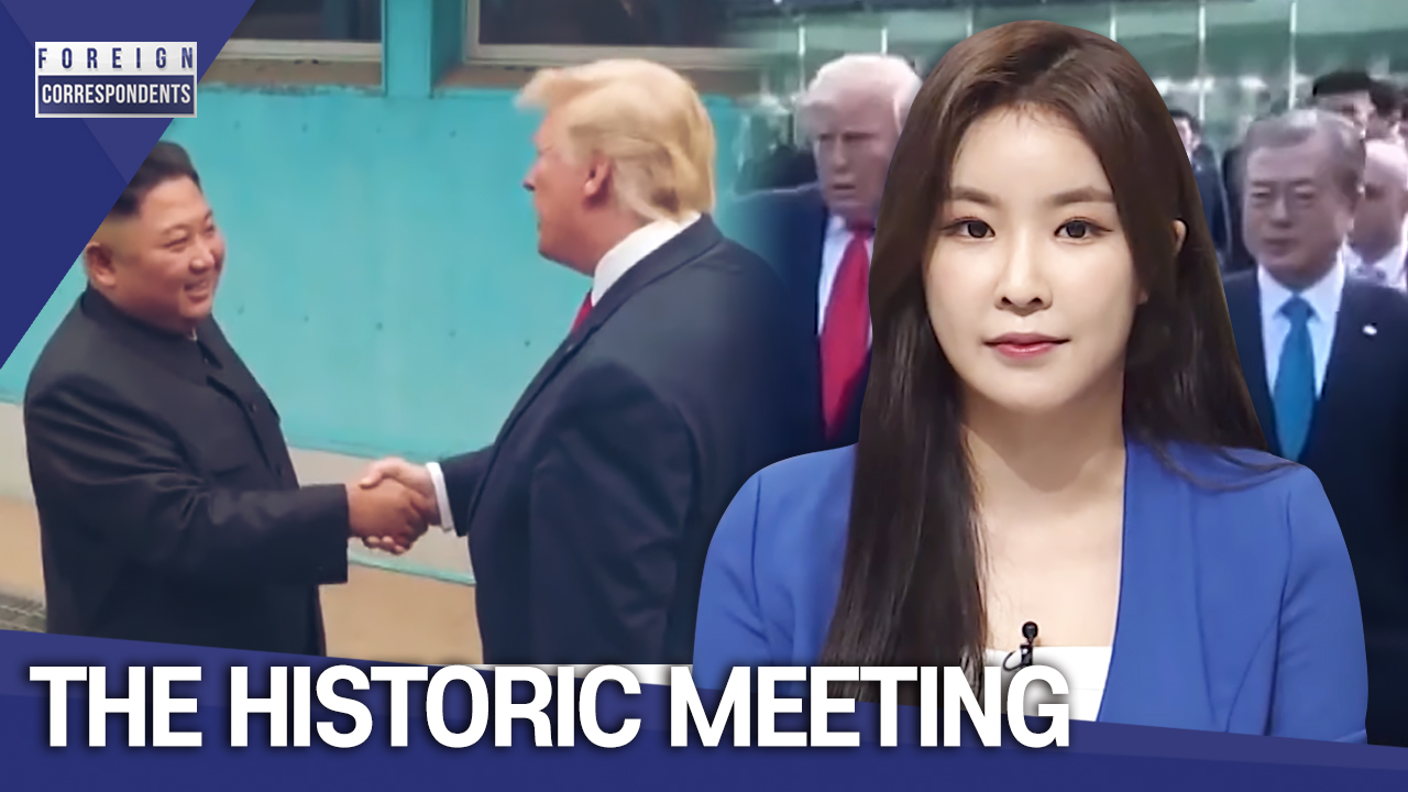 146-1 THE HISTORIC MEETING AT PANMUNJEON, HIGHLIGHT MOMENTS