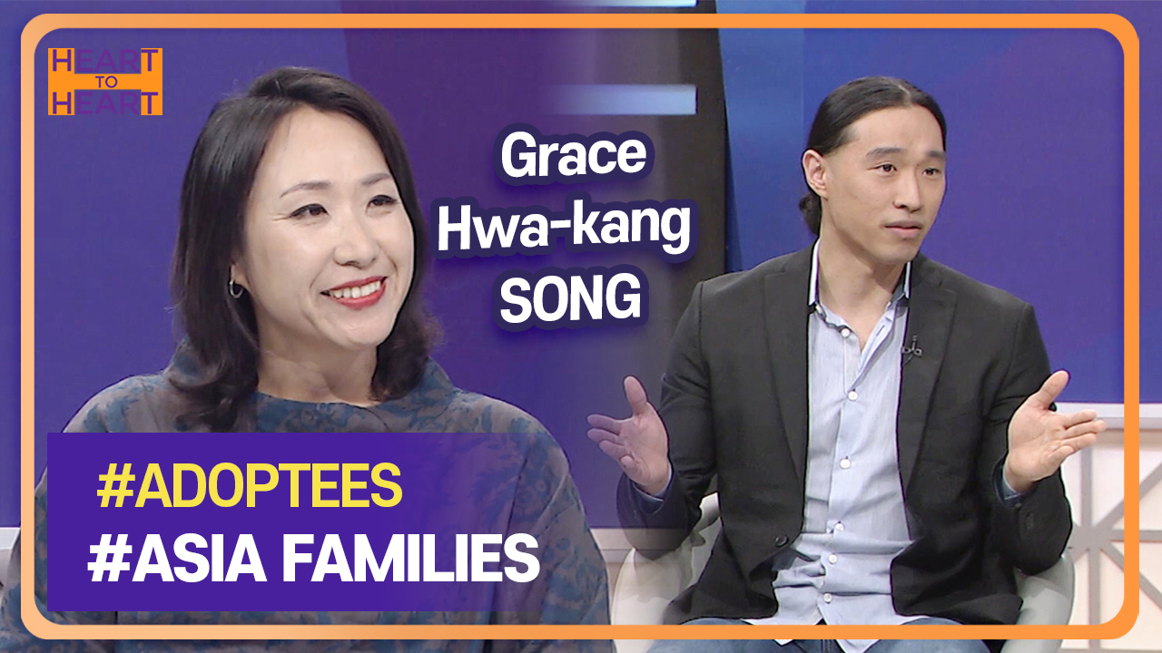 Asia Families Helps Adoptees Find Their Roots   Founder Grace Hwa-kang Song