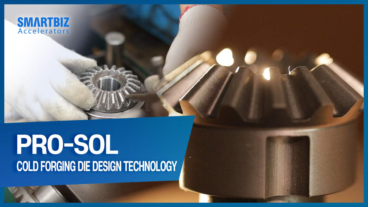 PRO-SOL, developing material parts manufacturing technology