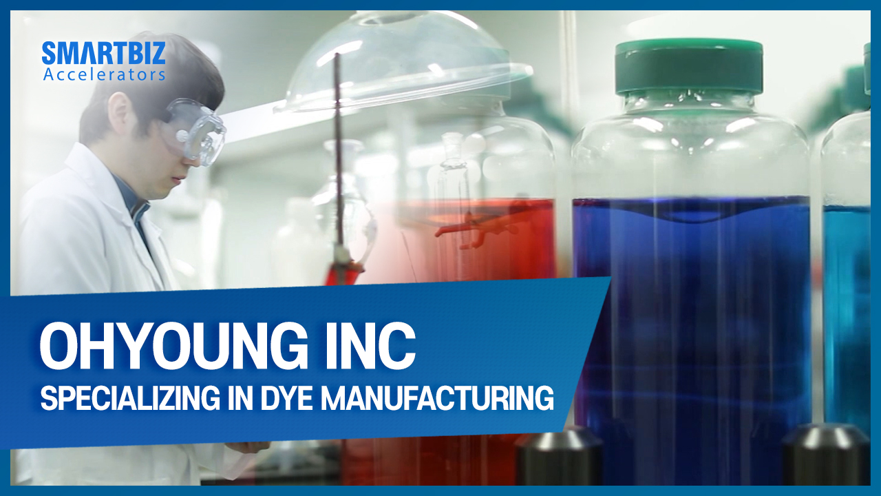 OHYOUNG Inc., company specializing in dye manufacturing