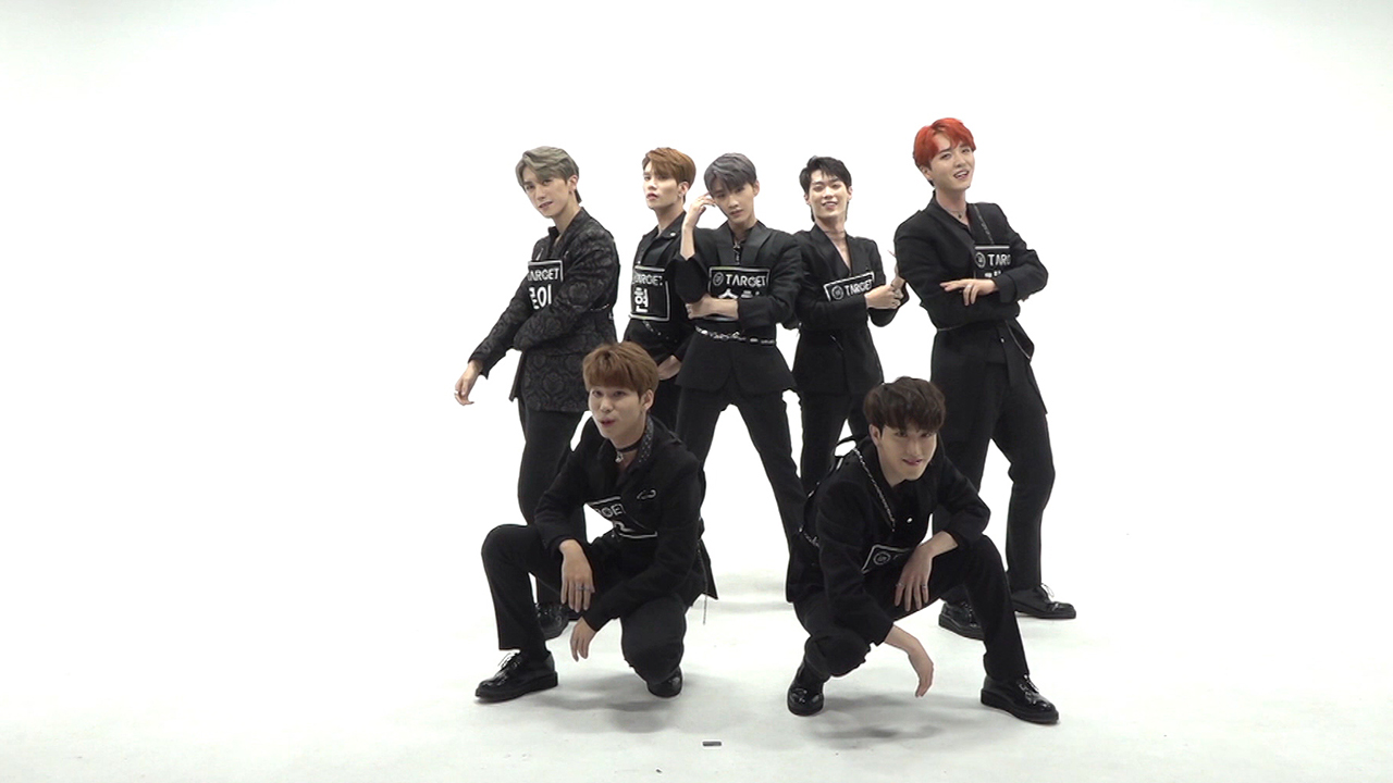Off-Stage Dance : TARGET (타겟) Baby Come Back Home