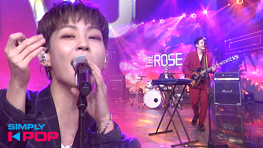 [Simply K-Pop] The Rose(더로즈) _ RED