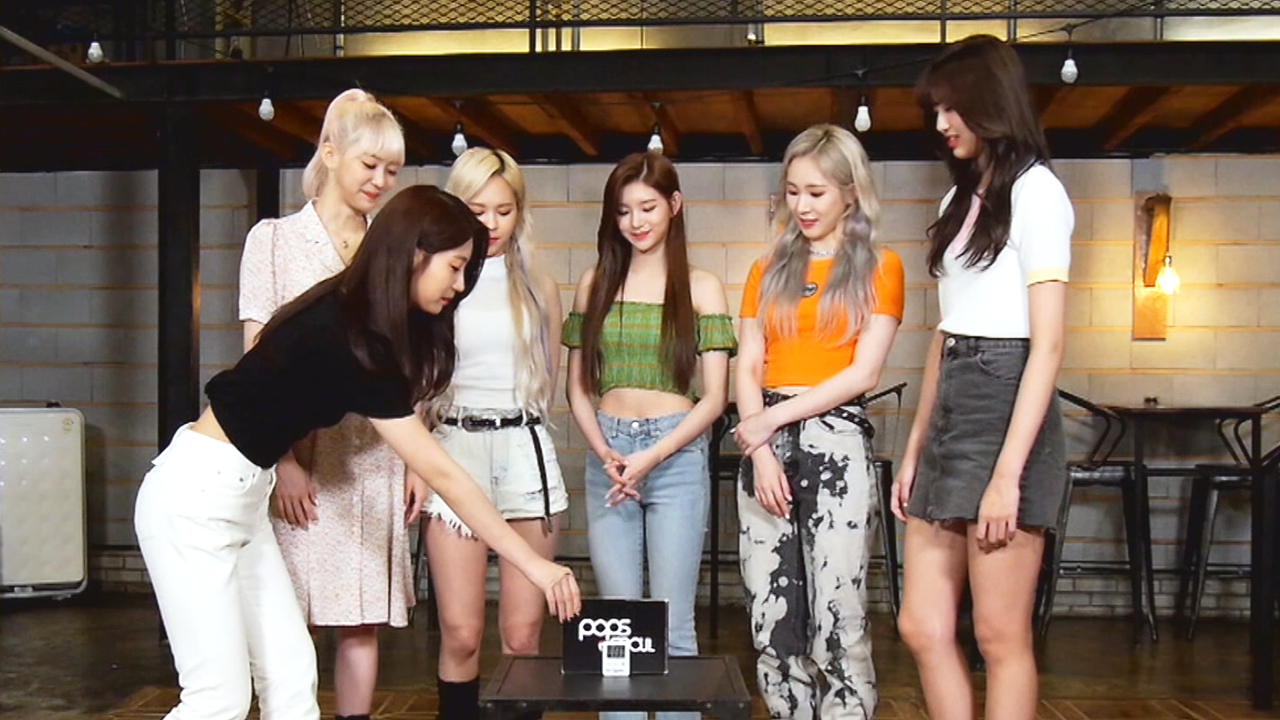 EVERGLOW (에버글로우) Interview