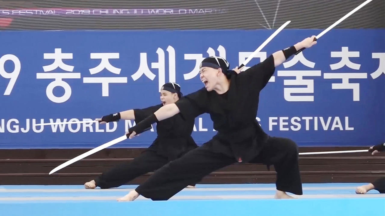Celebration of Harmony through Martial Arts