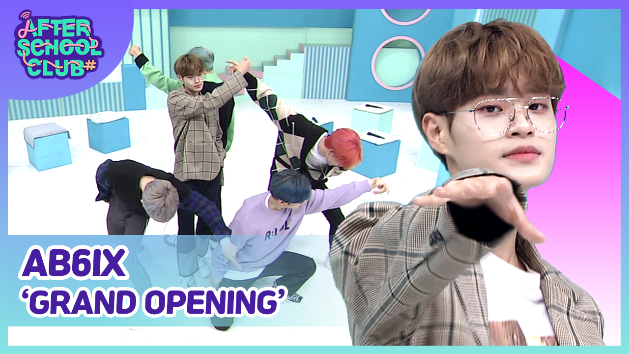 [After School Club] AB6IX(에이비식스)'s Grand Opening Ep.391