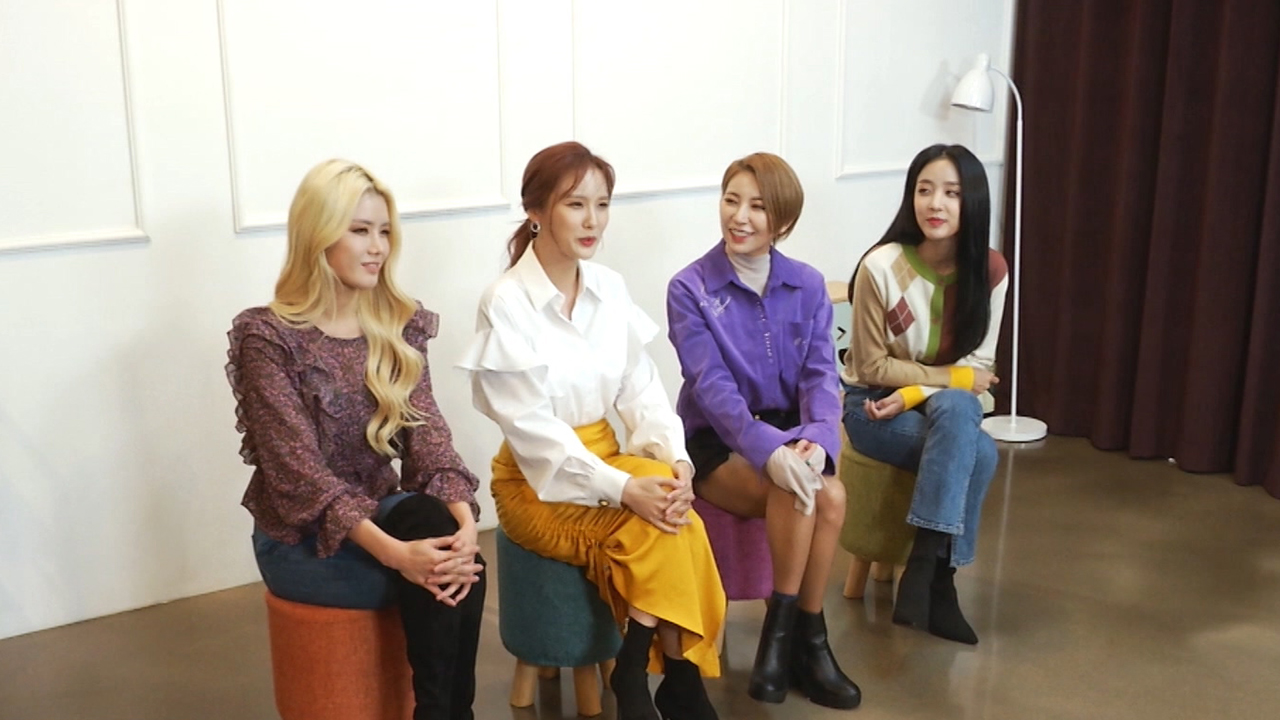 Sunny Hill (써니힐) Interview