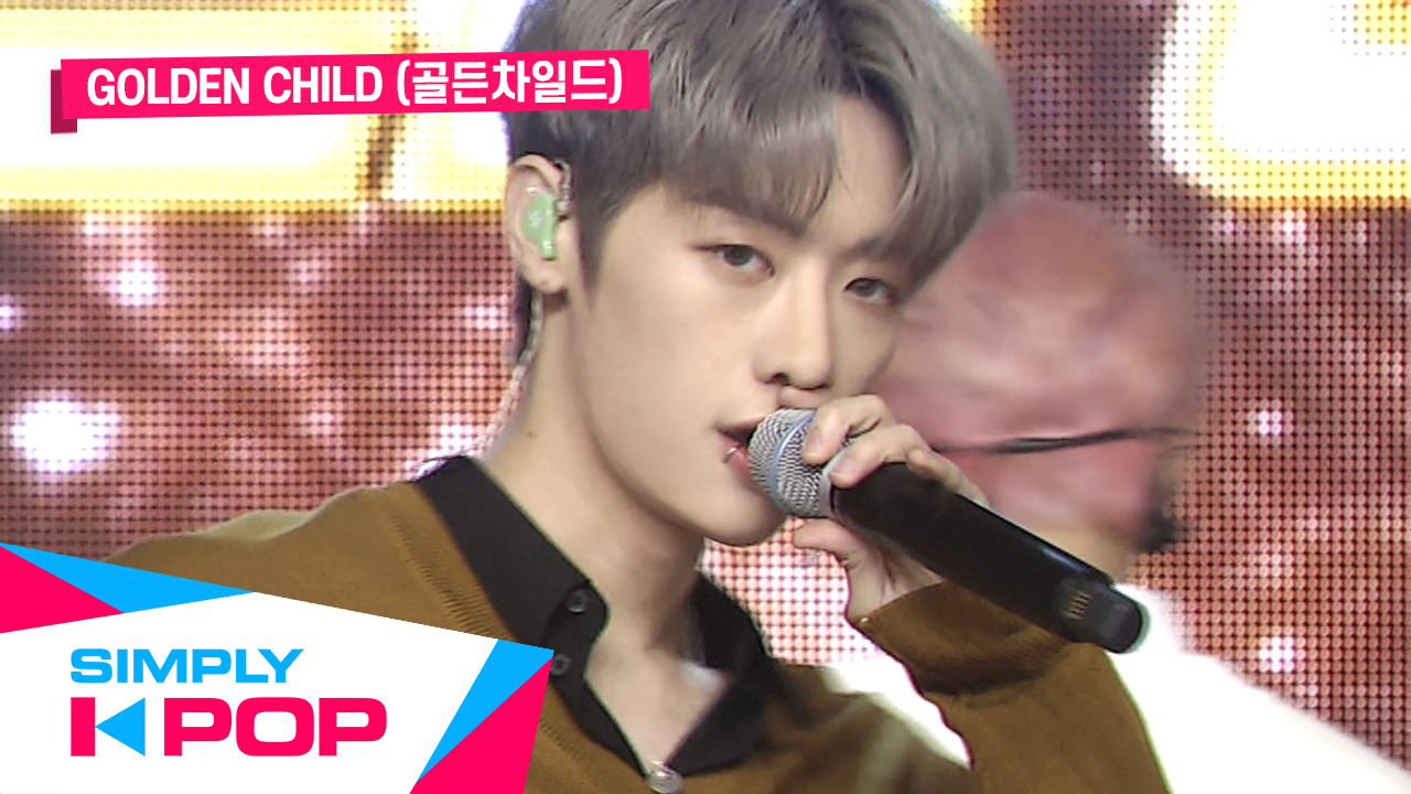 [Simply K-Pop] Simply's Spotlight Golden Child(골든차일드) _ COMPASS(나침반) + WANNABE