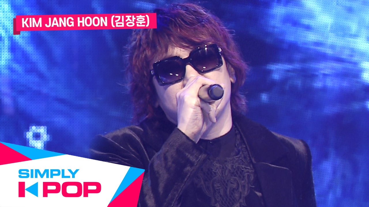 [Simply K-Pop] Kim Jang Hoon(김장훈) _ White Word(하얀 말)