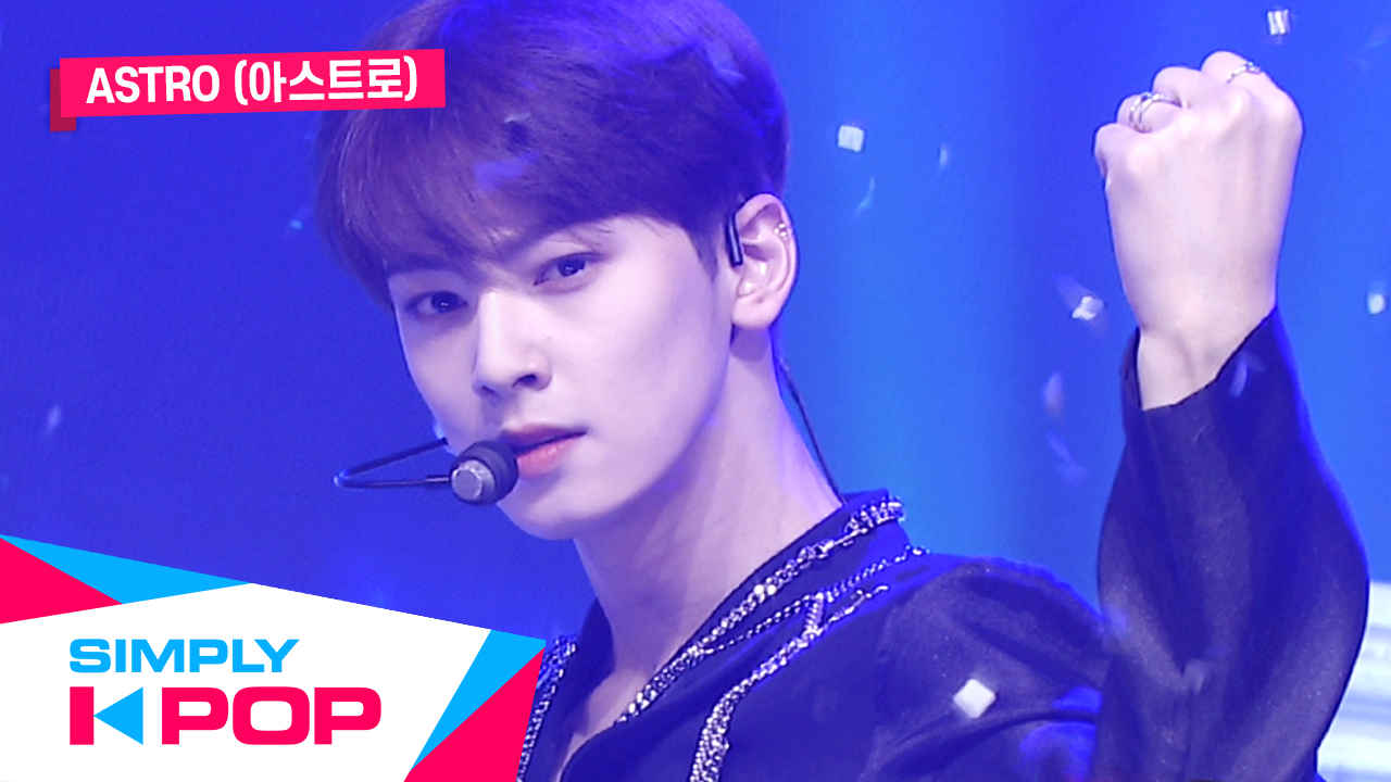[Simply K-Pop] Simply's Spotlight ASTRO(아스트로) _ When The Wind Blows(찬바람 불 때면) + Blue Flame