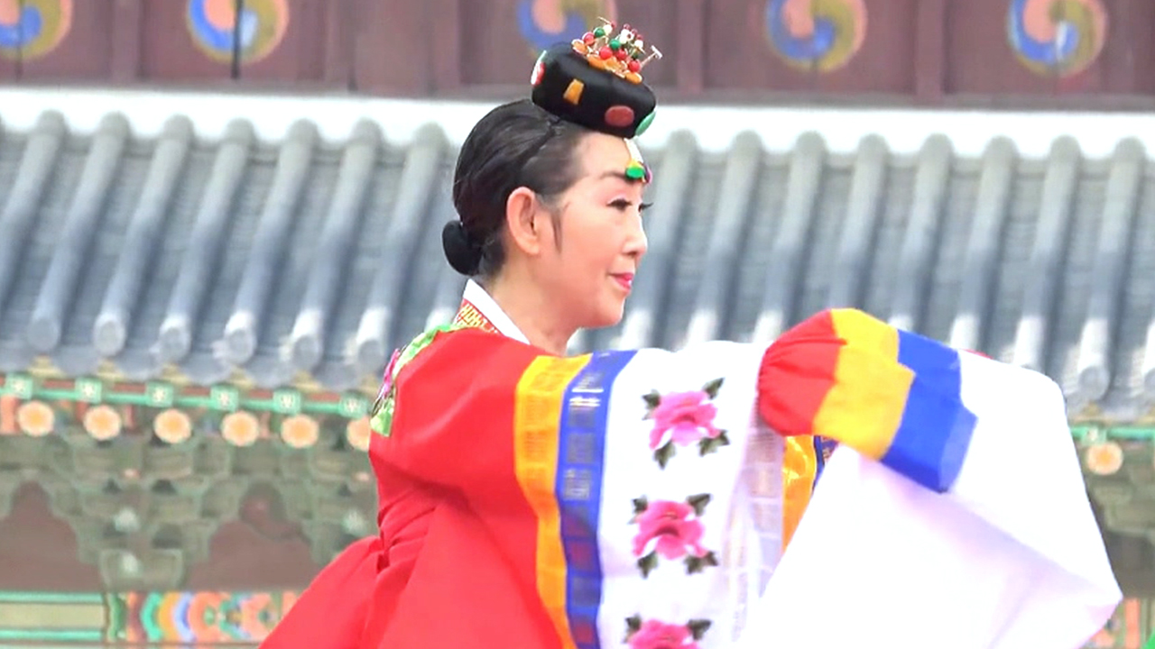 ArirangTV, GRT Co-production Documentary Project (Part .2 Korean Dance Artisans)