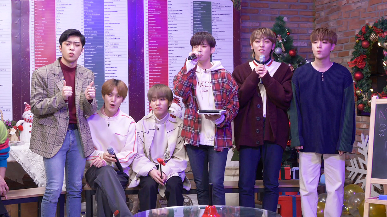 400. ASC Year-end Special Part 1 with ONF(온앤오프)!