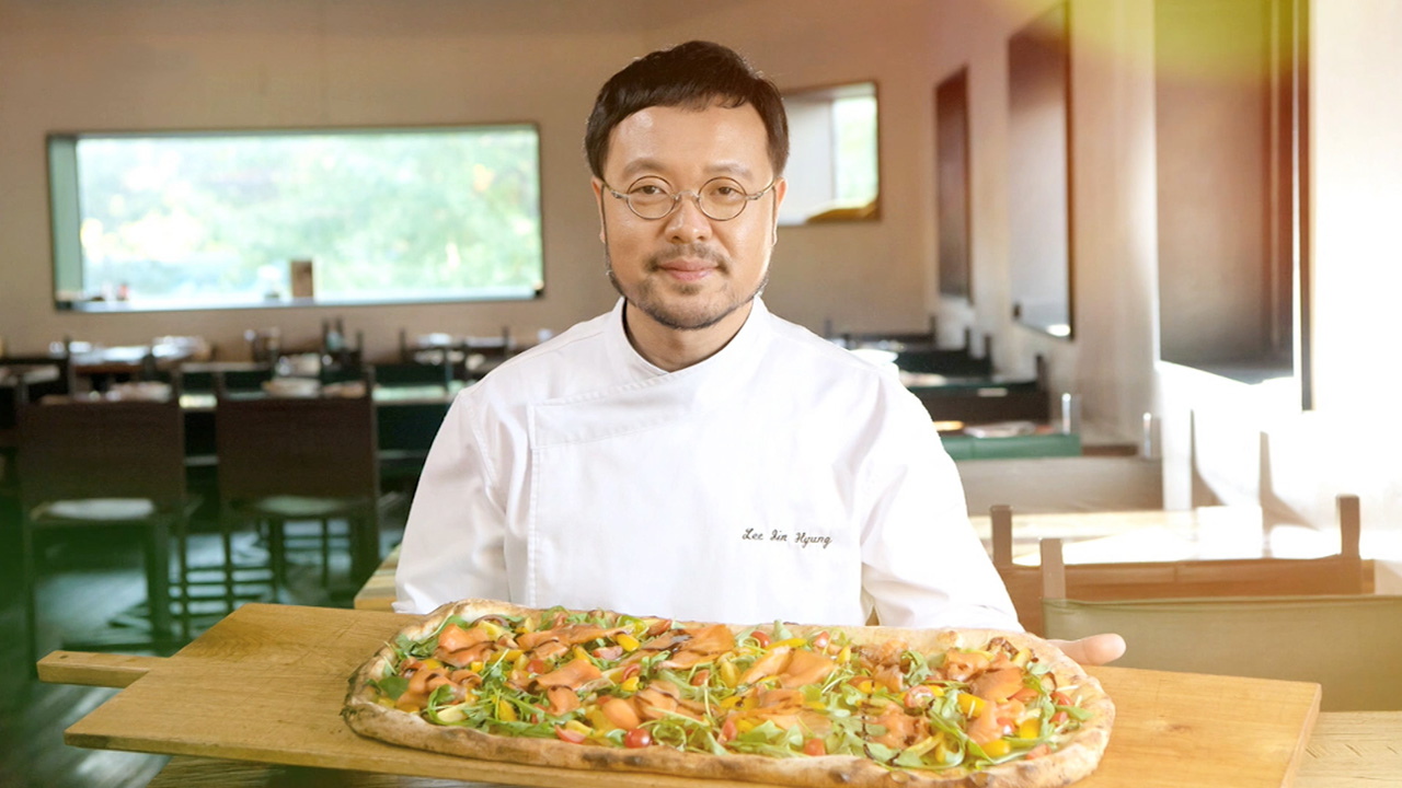 Ep.339 LEE Jin hyung, Pizza Chef