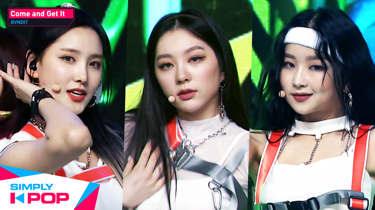 [Simply K-Pop] BVNDIT(밴디트) - Come and Get It _ Ep.418