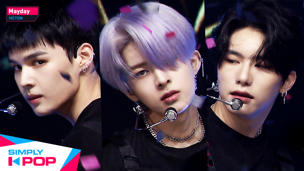 [Simply K-Pop] VICTON(빅톤) - Mayday _ Ep.418
