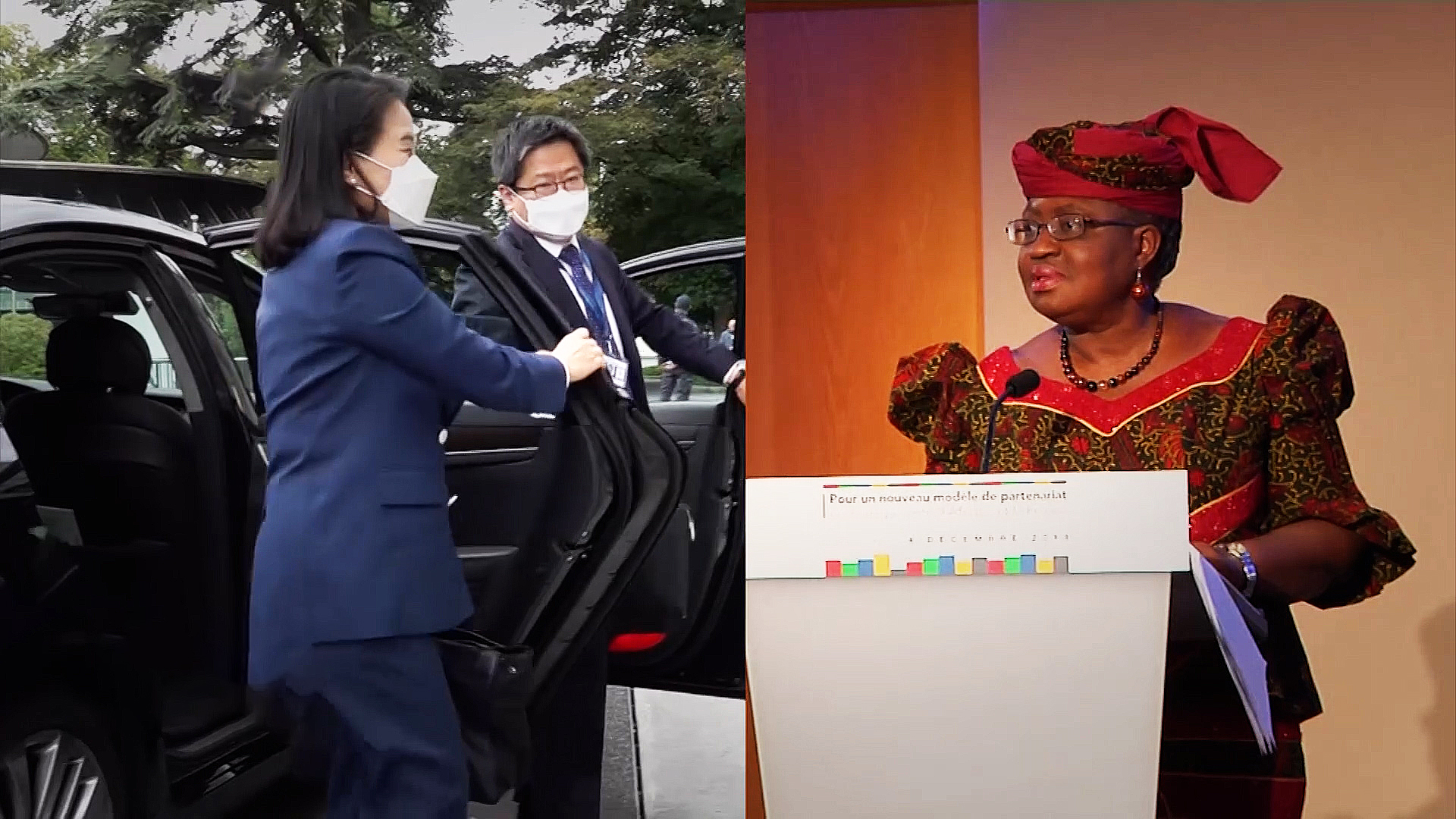 Ep.113 Election race for WTO Director-General, what are the global variables?