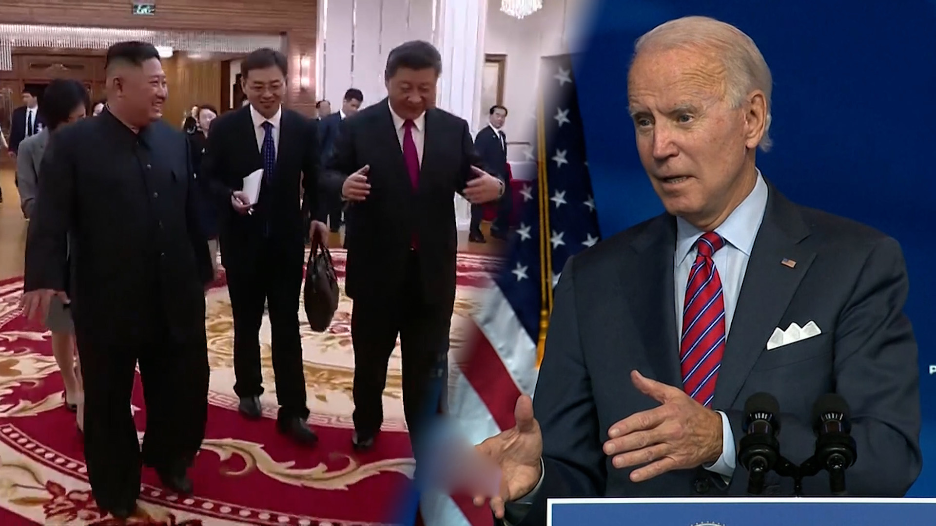 Ep.76 How will the Korean reunification be prepared under a Biden presidency?