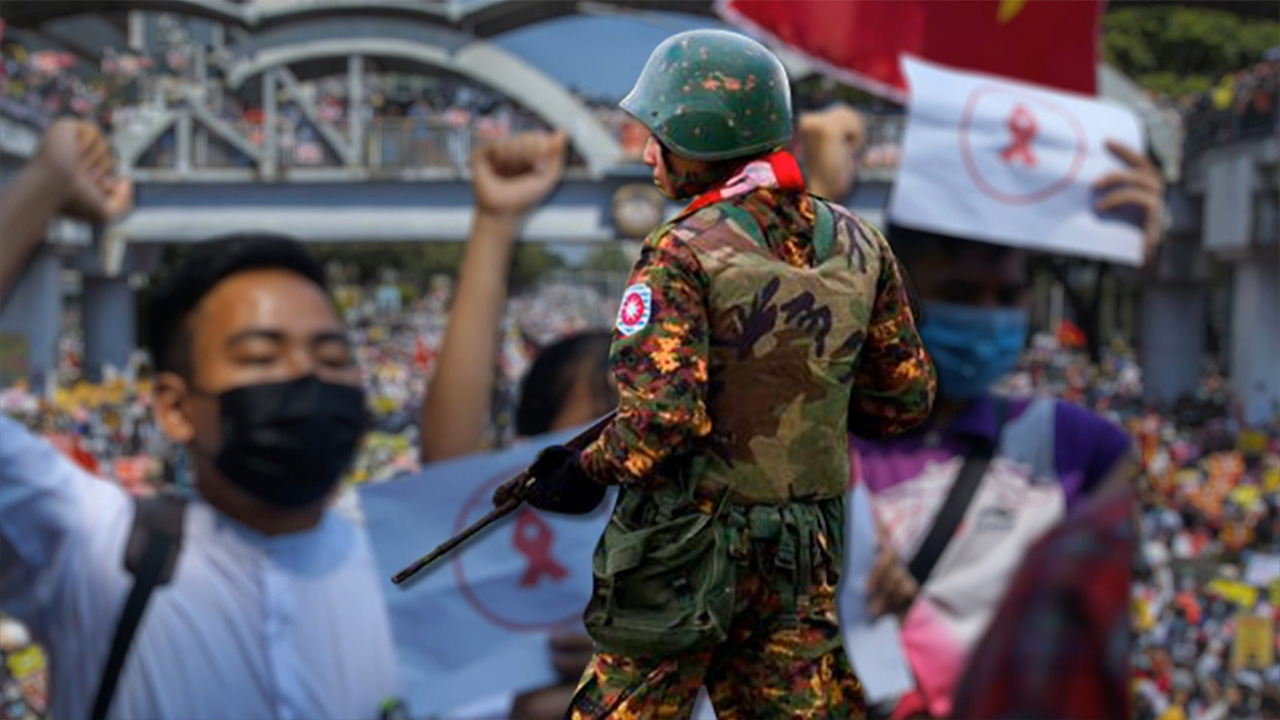 Ep.233 Calls grow louder for UN intervention in Myanmar