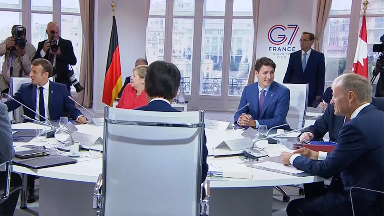 Ep.146 The preview of the G7 summit, will it provide a foothold for the D10?