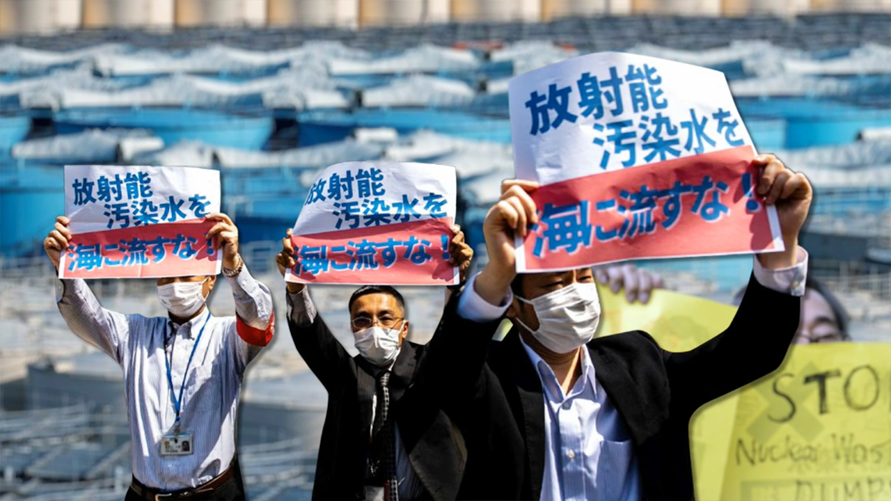 Ep.253 Japan to release Fukushima wastewater into the sea