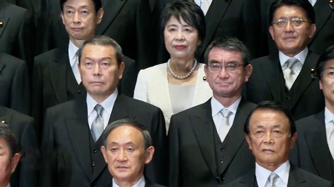 Ep.159 Who will replace Suga as Japan's PM?