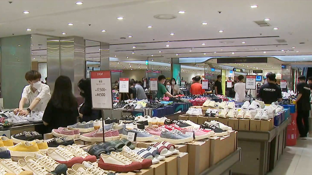 South Korea's GDP at 0.8% Q2: prospects for economic growth
